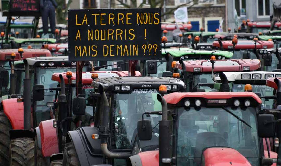 La crise agricole, nous sommes tous concernés
