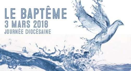 Annonce journée baptême visuel