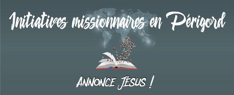 """Publication : """"Initiatives missionnaires en Périgord"""""""