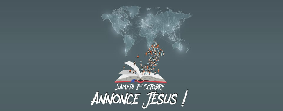 Journée missionnaire : Le programme !