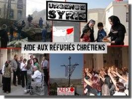 Aide à l'Église en Détresse - Syrie
