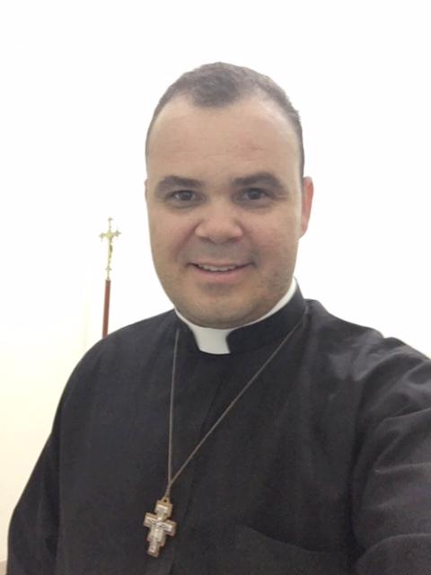 Pe. Dioclésio de Souza Rios