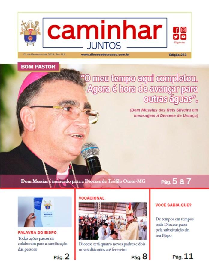 Jornal Caminhar Juntos Edição 273