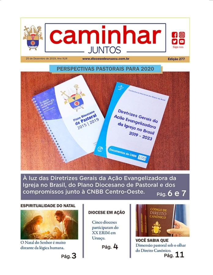 Jornal Caminhar Juntos Edição 277
