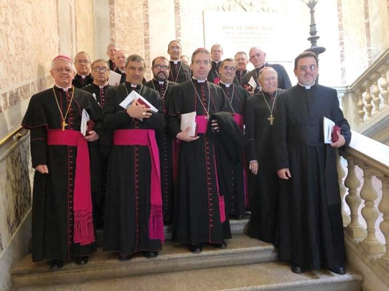 Pe. Francisco Agamenilton relata como foi a visita ao papa Francisco