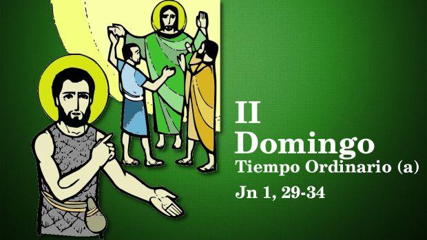 II Domingo del Tiempo Ordinario (A)