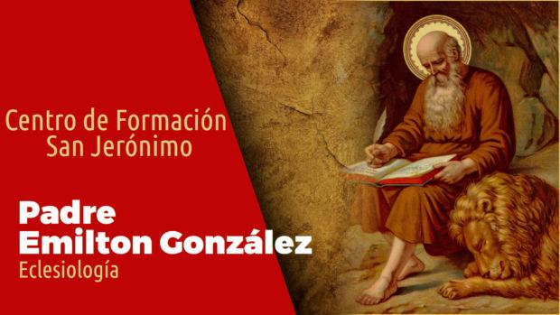 Centro de Formación San Jerónimo - Eclesiología