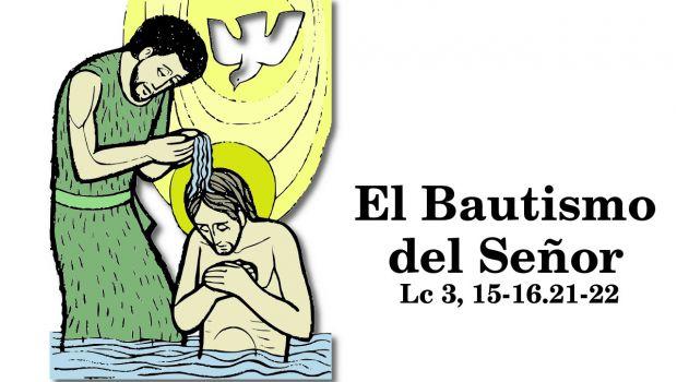 Fiesta del Bautismo del Señor (A)