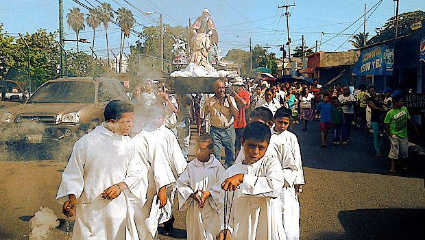 Padre Misericordioso - Parroquia San José