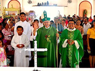 Visita Pastoral El Rosario 2019