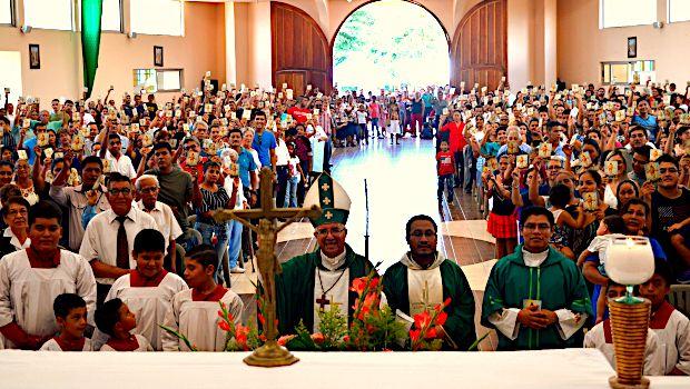 Visita Pastoral Nuestra Señora de Guadalupe 2019
