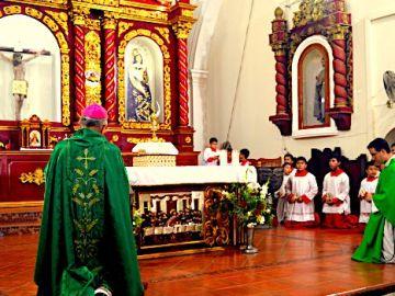 Visita Pastoral Santa Lucia Cotzumalguapa 2019