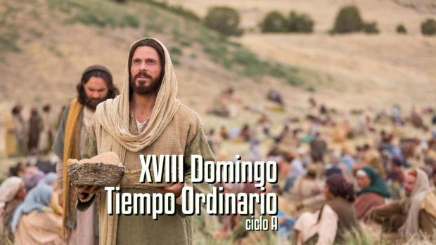 XVIII Domingo del Tiempo Ordinario (A)