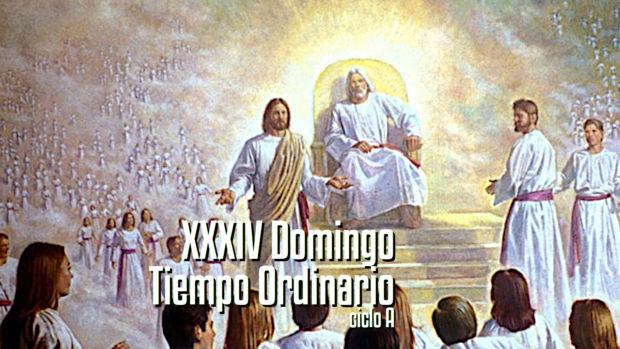 Solemnidad de Jesucristo Rey del Universo