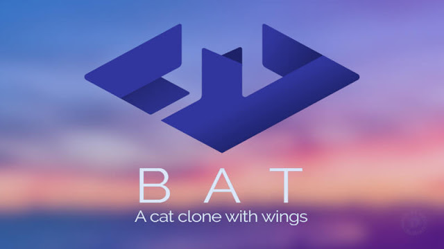 Conheça o Bat, um clone do cat com Asas