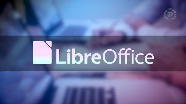 Libre Office 6.2 lançado com nova interface