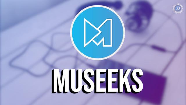 Museeks, o seu player de músicas minimalista e elegante