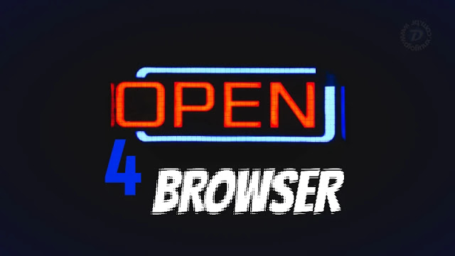 4 Alternativas de navegadores open source que vale a pena utilizar