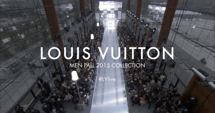 Louis Vuitton Paris Mens Fashion Week