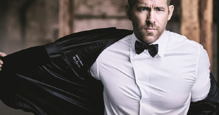 Ryan Reynolds & Armani Code