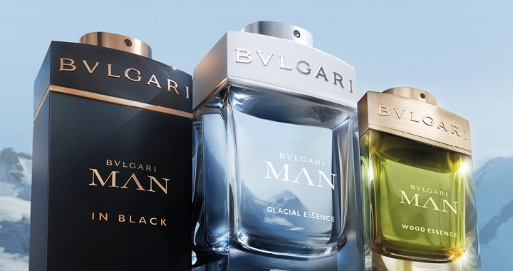 Man Glacial Essence by Bvlgari
