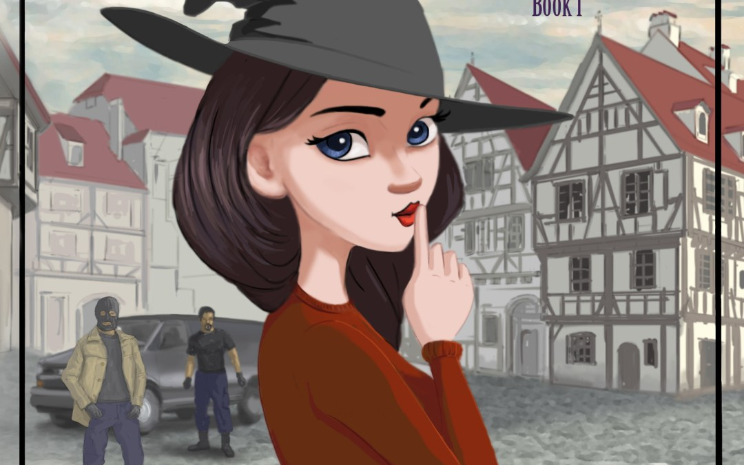 Cozy Mystery Cover Reveal!