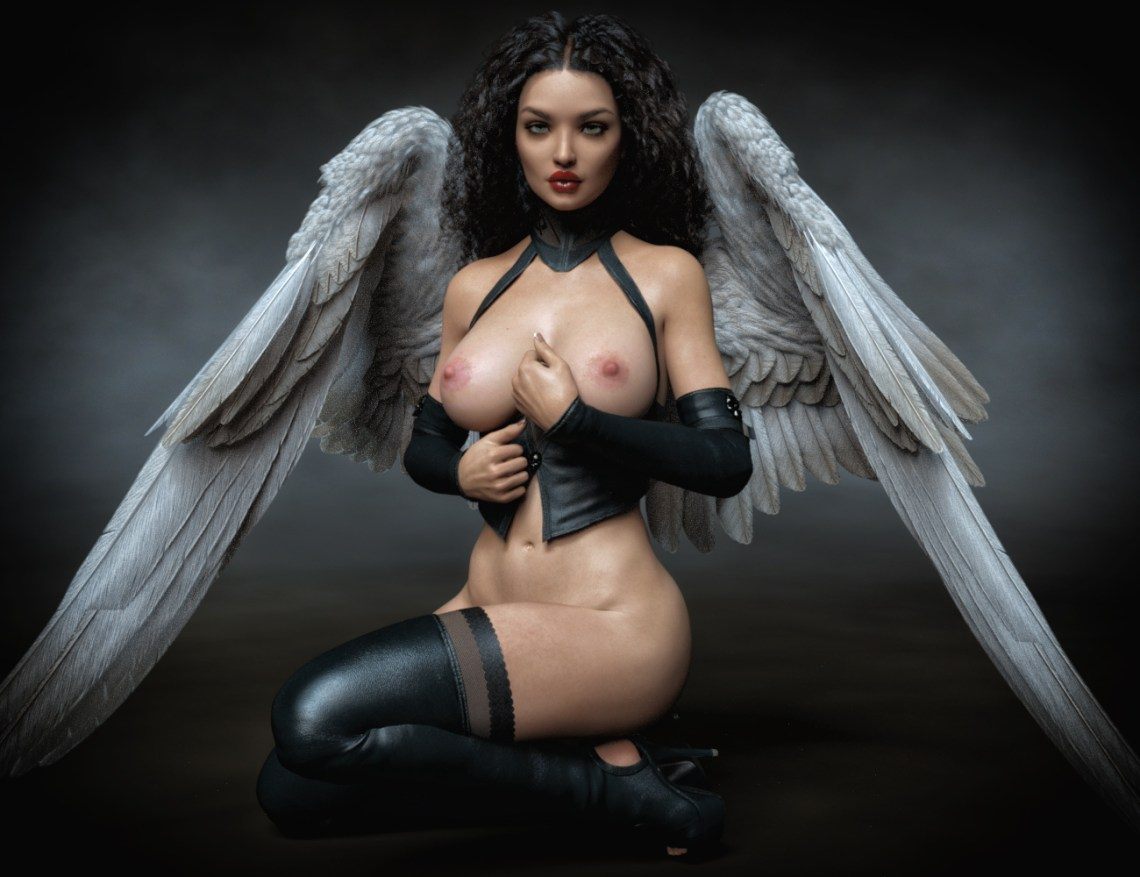 Lilah - Naughty Angel