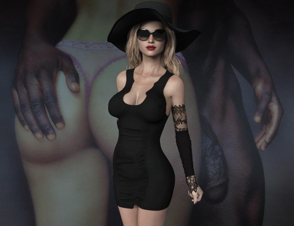 Sienna - Black Dress 6 v4