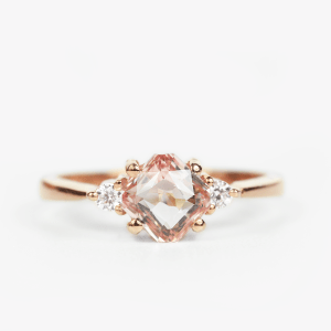 rose-gold-peach-sapphire-engagement-ring