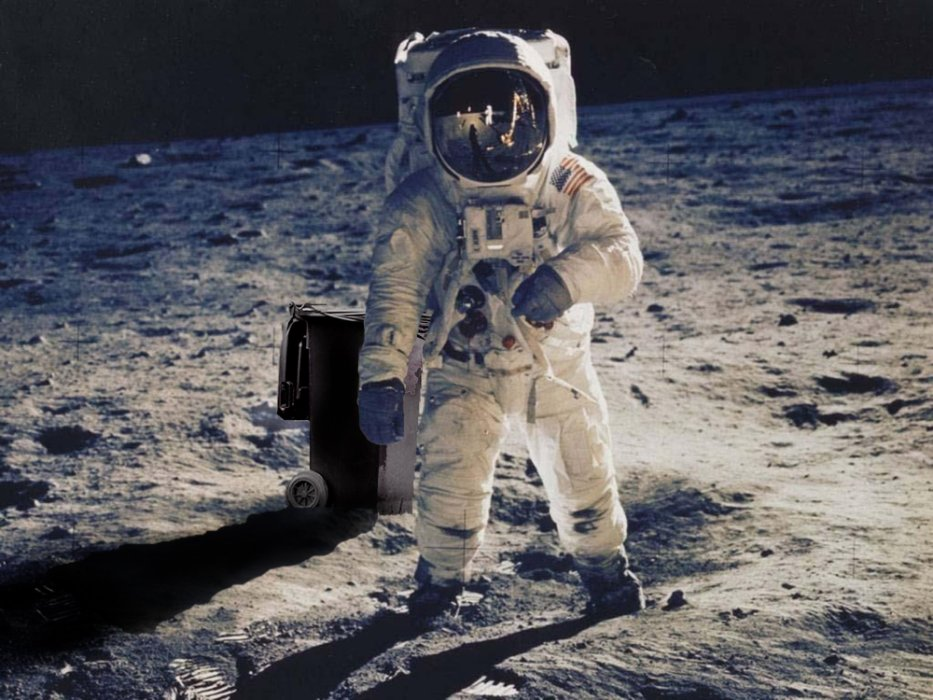 Intellectual Discovery The Truth Behind The Moon Landings