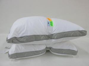 charisma comforel silkysoft bed pillow 2 pack stained