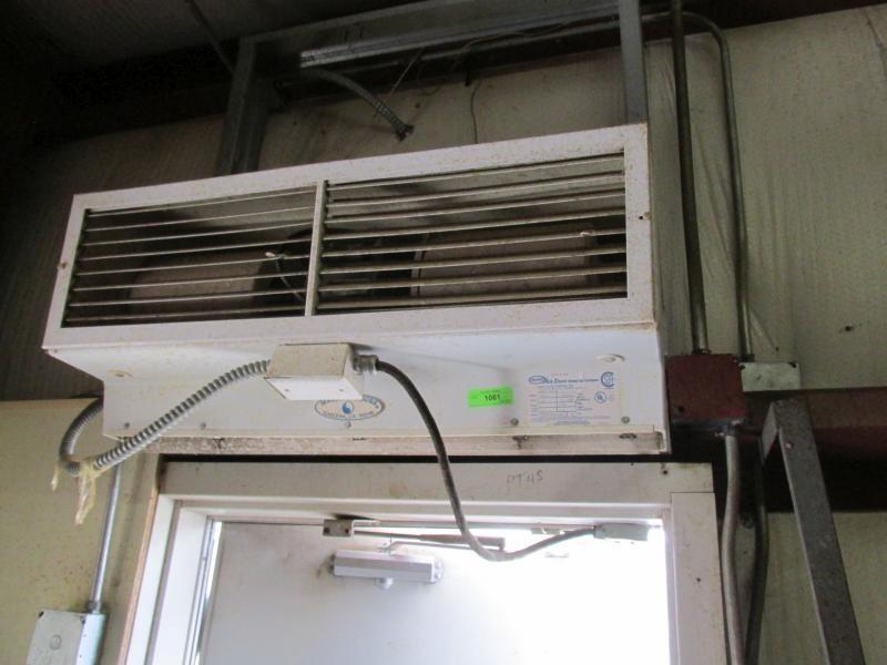 mars air doors air curtain model 36ch o style 57943 02 110 v ac 1 5 hp 60hz