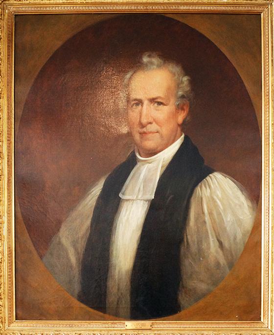 The Rt. Rev. John Henry Hopkins