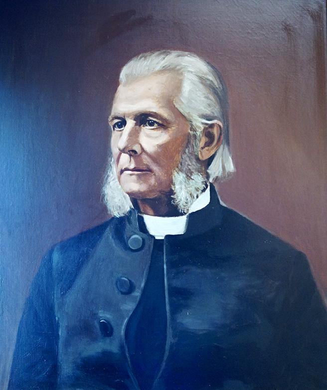 The Rt. Rev. William Henry Augustus Bissel