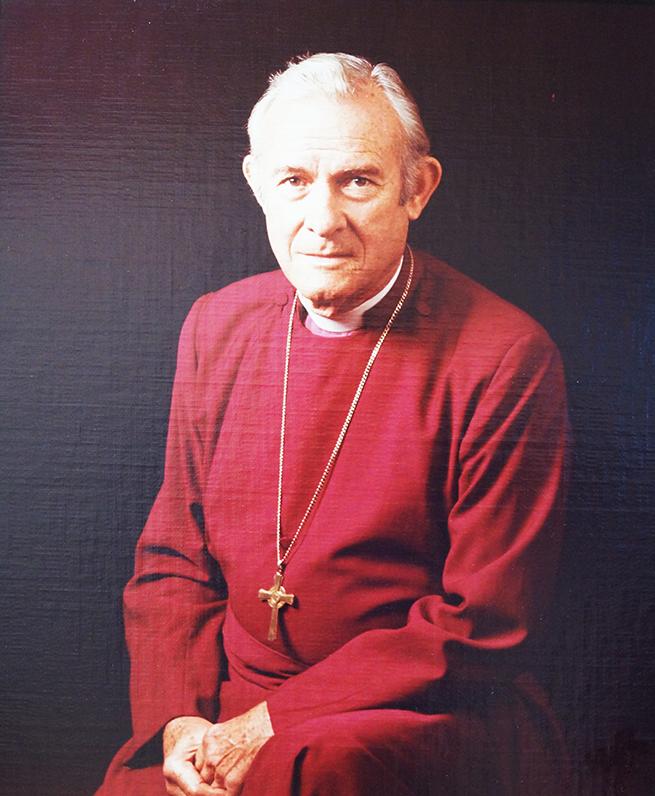 The Rt. Rev. Harvey Dean Butterfield