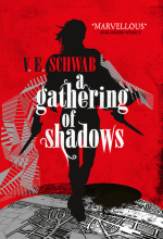 A Gathering of Shadows cover