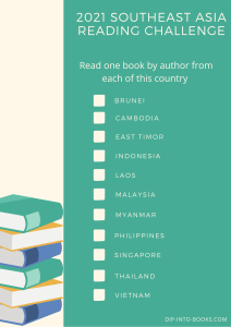 2021 Southeast Asia Reading Challenge