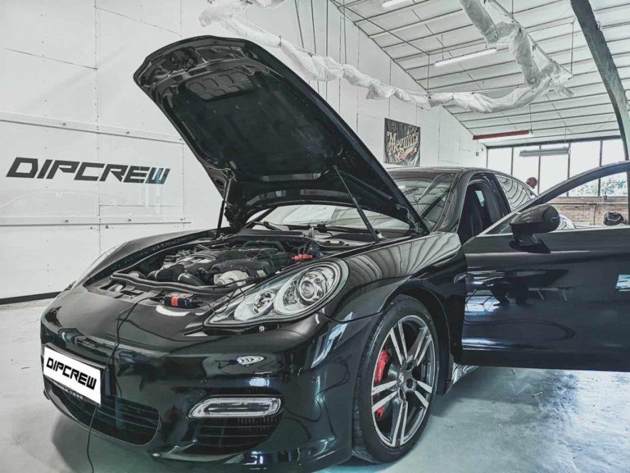 Chiptuning av Porsche