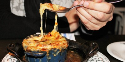 Cluny french onion soup