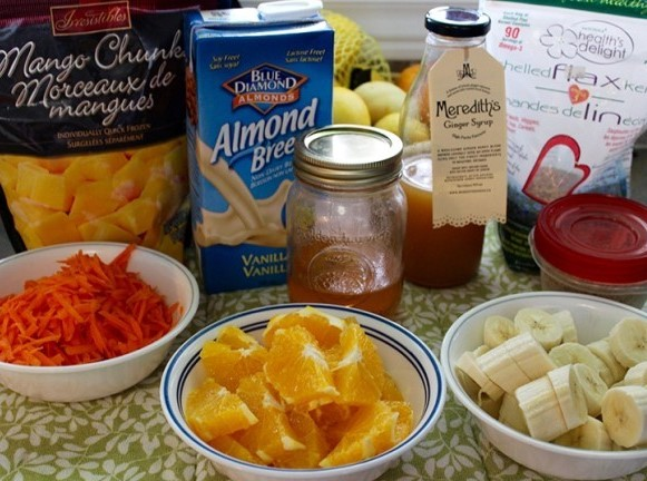 sunshine breakfast smoothie hack