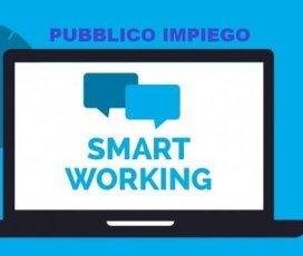 DIPENDENTI PUBBLICI E SMART WORKING