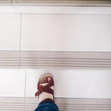 Belajar naik tangga, satu per satu.