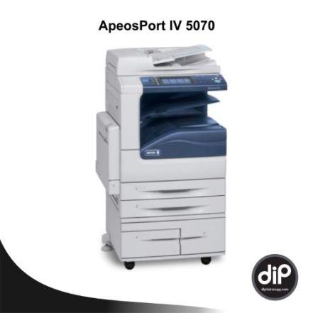 Fuji Xerox Apeosport IV 5070