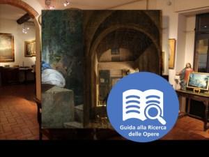 Ricerca In elenco, Ricerca per Categorie, Visual Access, Ricerca Full Text, Guida alla Ricerca delle Opere...