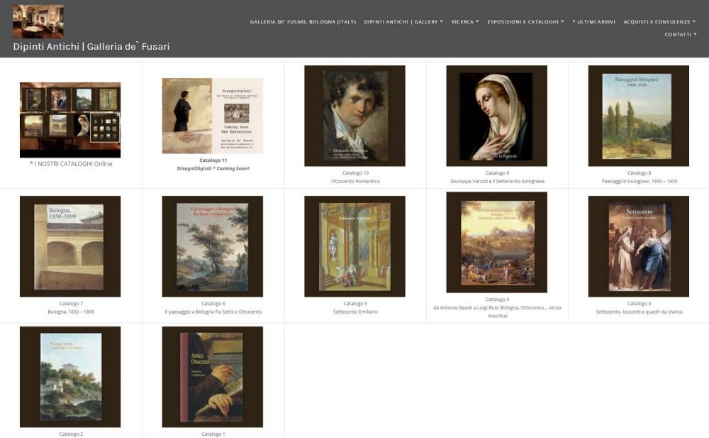 Dipinti antichi | Visual Access * I Nostri Cataloghi Online