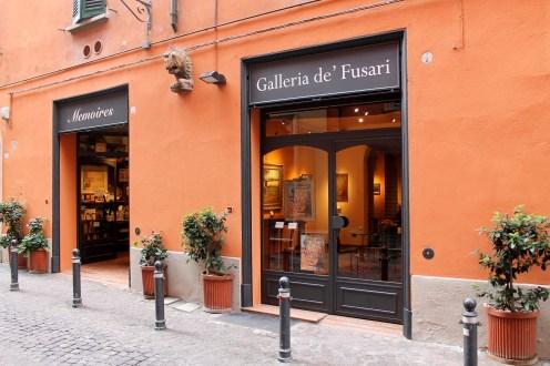 Galleria de' Fusari | Dipinti Antichi | Esposizioni | Ingresso