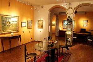 Galleria de' Fusari   Interno   All'aria aperta   Esposizione dal 25 Settembre al 2 Novembre 2019
