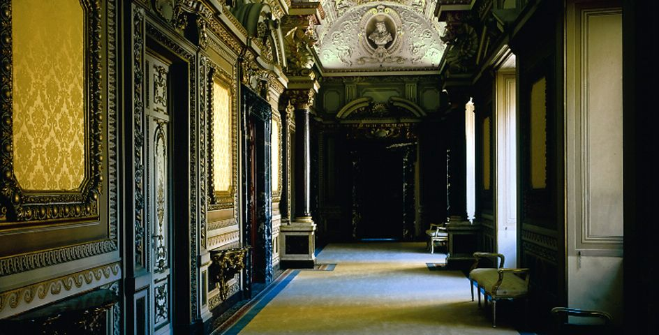 Chancery, Palazzo Margherita, built in 1890.