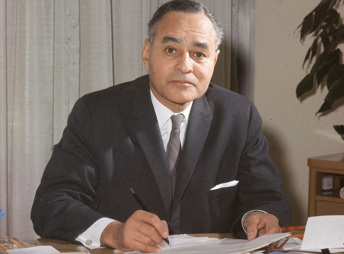 A Hero of U.S. Diplomacy: Dr. Ralph J. Bunche (1904-1971) – National Museum of American Diplomacy