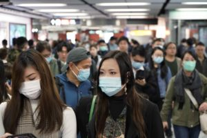 The U.S. Mission in China issues a Health Alert about a pneumonia outbreak of unknown cause in Wuhan.